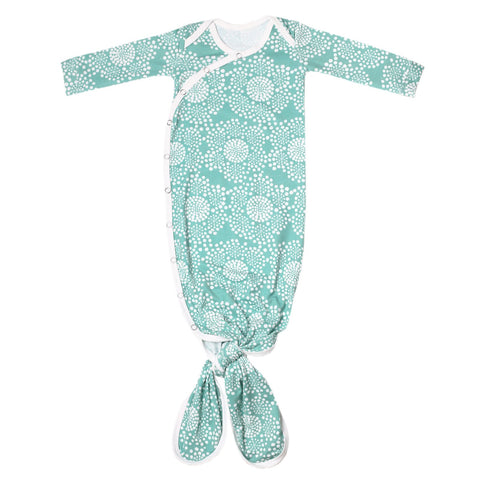 Newborn Knotted Gown- Jane
