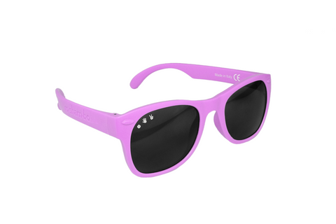 Polarized Baby Sunglasses- Lavender