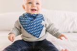 Copper Pearl Single Bandana Bib - Max