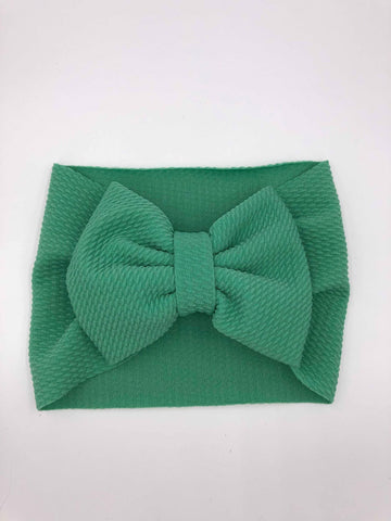 The Perfect Bow Headwrap - Mint