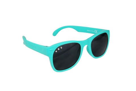 Polarized Baby Sunglasses- Teal
