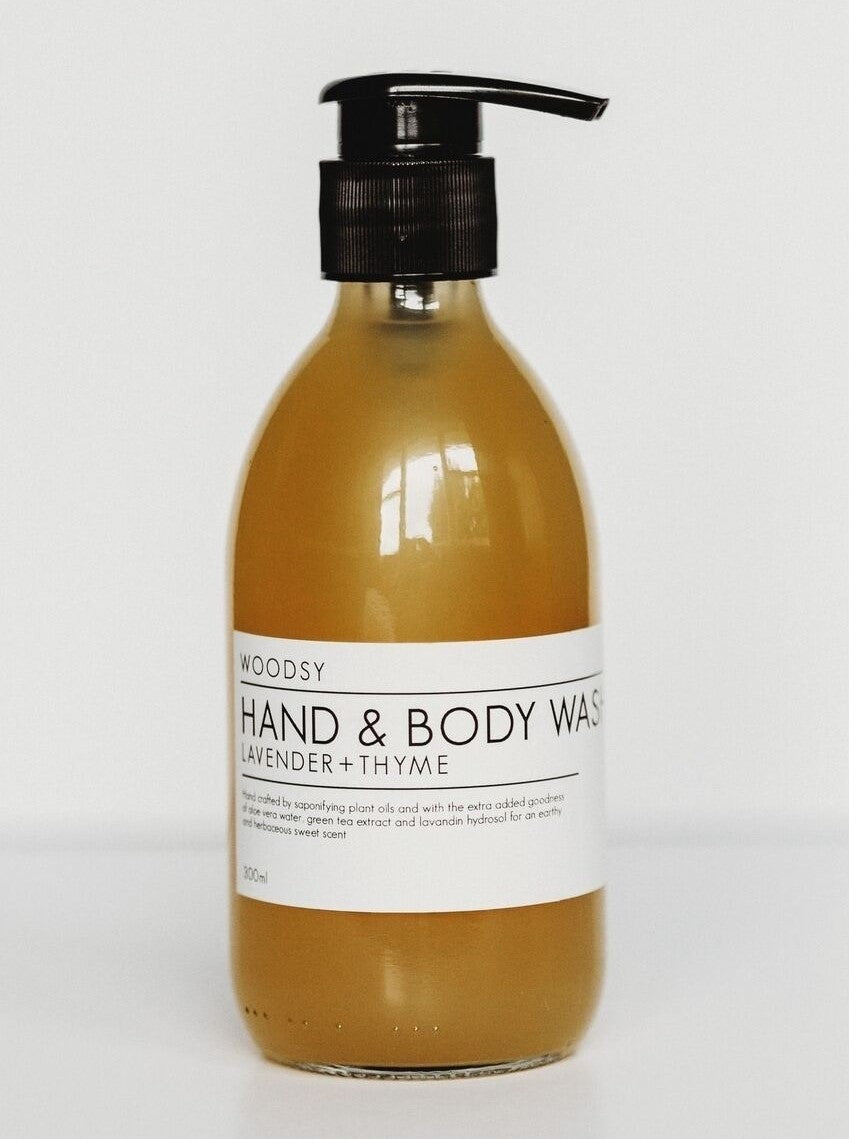 Hand & Body Wash - Lavender & Thyme