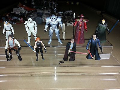 Hasbro Star Wars Expanded Universe Action Figures Set