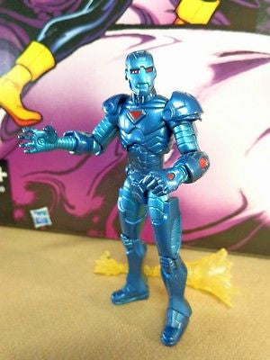 MARVEL UNIVERSE STEALTH IRON MAN LOOSE