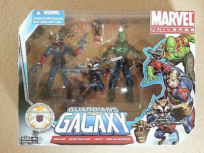 Marvel Universe Guardians of the Galaxy box set