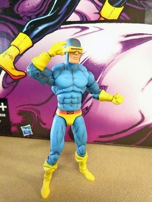 MARVEL UNIVERSE CYCLOPS COMIC PACK LOOSE