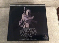 SDCC 2015 Exclusive Star Wars Boba Fett Prototype Bust Gentle Giant 528 Of 750