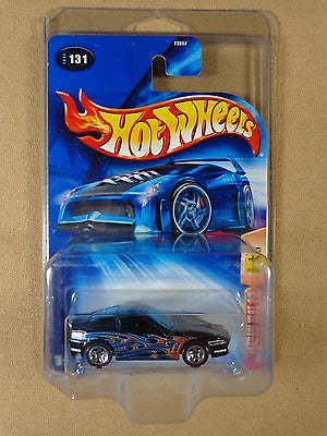 HOT WHEELS #131 2004 FERRARI 550 MARANELLO 1:64 DIE-CAST