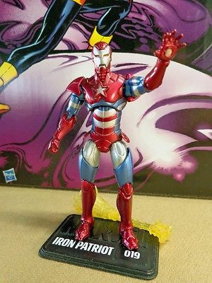 MARVEL UNIVERSE IRON PATRIOT LOOSE