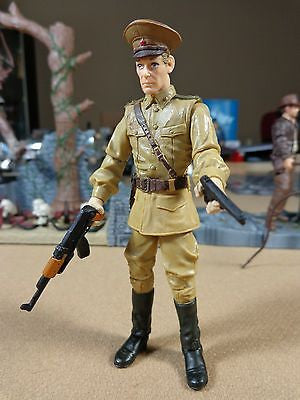 Indiana Jones Kingdom of the Crystal Skull Colonel Dovchenko Action Figure