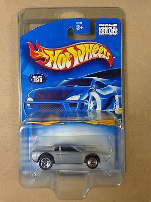 HOT WHEELS #190 2001 FERRARI 308 1:64 DIE-CAST
