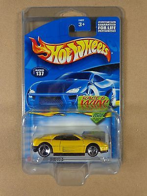 HOT WHEELS #137 2002 FERRARI 348 1:64 DIE-CAST