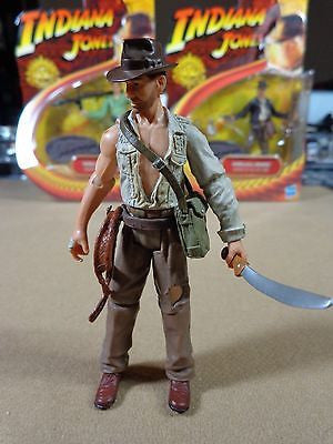 Indiana Jones Temple of Doom Indiana Jones Action Figure