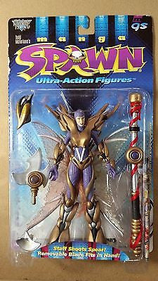 Series 9 - 1997 McFarlane Spawn Manga Goddess Action Figure