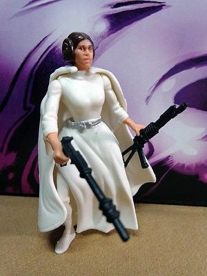 Star Wars POTF2 Princess Leia Loose