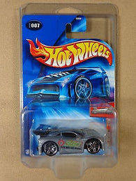 HOT WHEELS #007 2004 FIRST EDITIONS ZAMAC FERRARI 360 MODENA 1:64 DIE-CAST