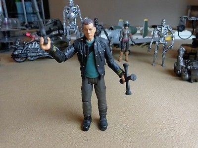 Playmates Terminator Salvation Marcus action figure