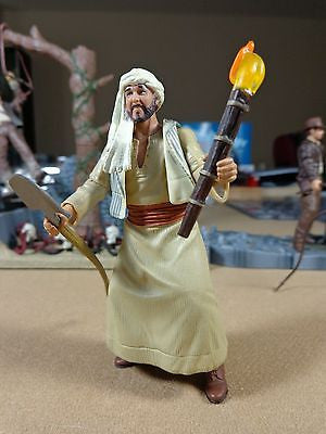 Indiana Jones Raiders of the Lost Ark Sullah Action Figure