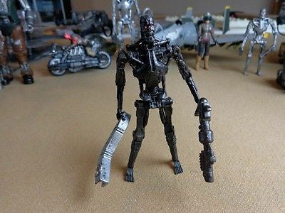 Playmates Terminator Salvation T-700 action figure