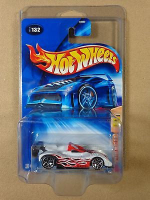 HOT WHEELS #132 2004 FERRARI 333 SP 1:64 DIE-CAST