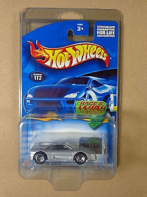 HOT WHEELS #172 2002 FERRARI F355 1:64 DIE-CAST