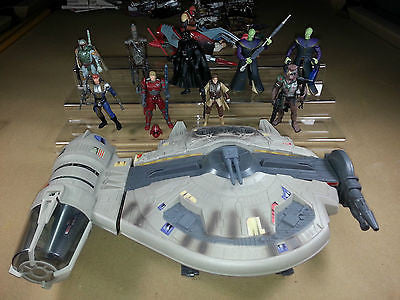Hasbro Star Wars Shadows of the Empire Action Figure Set