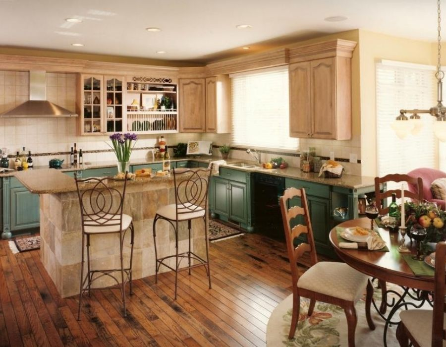 How To Create A Farmhouse Kitchen - Tips From 40 Interior Designers (Part 1)