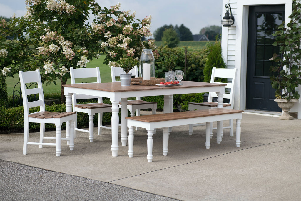 Best Farmhouse Tables For Your Dining Room and Kitchen [2021]