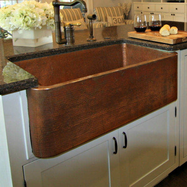 Farmhouse Sinks Apron Front Country Farmers Sinks With Vintage