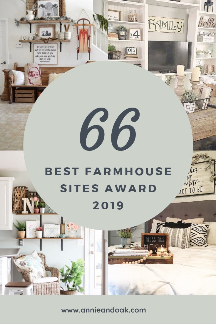 Best farmhouse sites award cover image