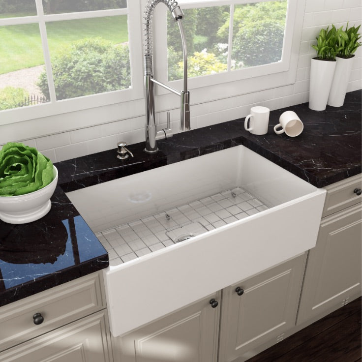 Fireclay Farmhouse Sink Review Truth You Ve Been Waiting For Annie Oak