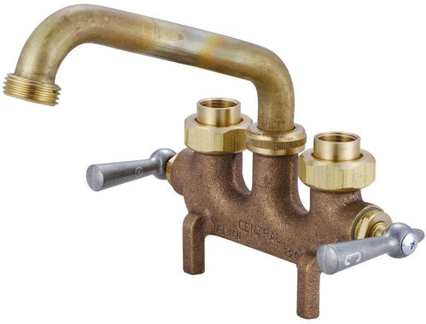 Central Brass 0465 Two-Handle Laundry Faucet