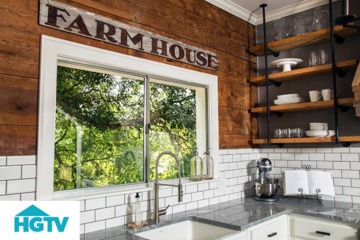 Best modern farmhouse award HGTV