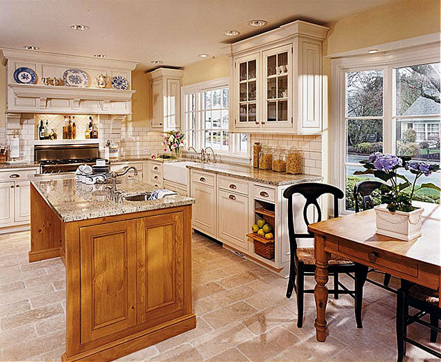 Ideal Farmhouse kitchen