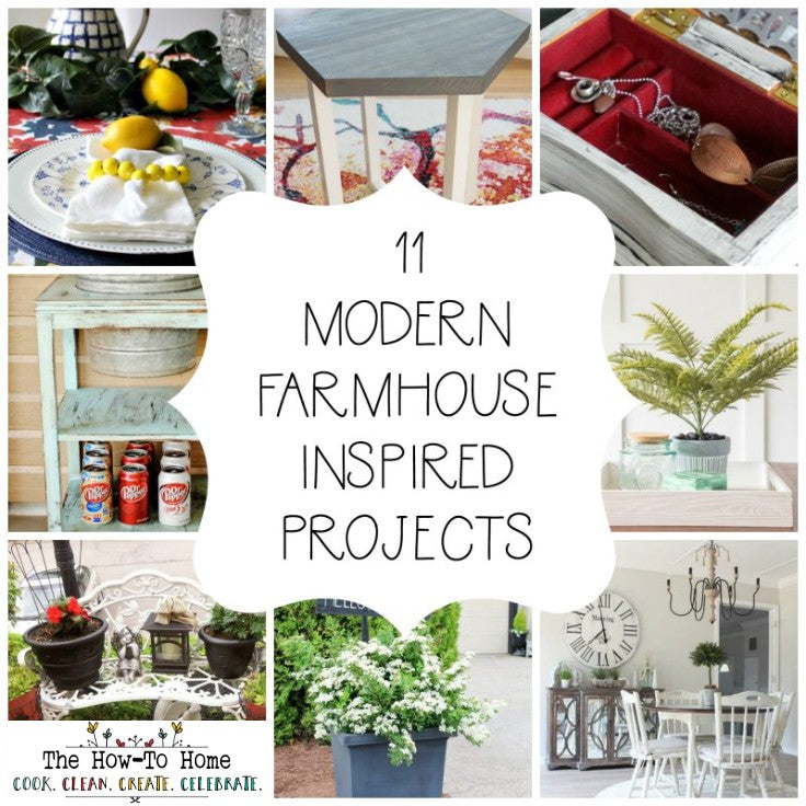 The how to home best modern farmhouse award