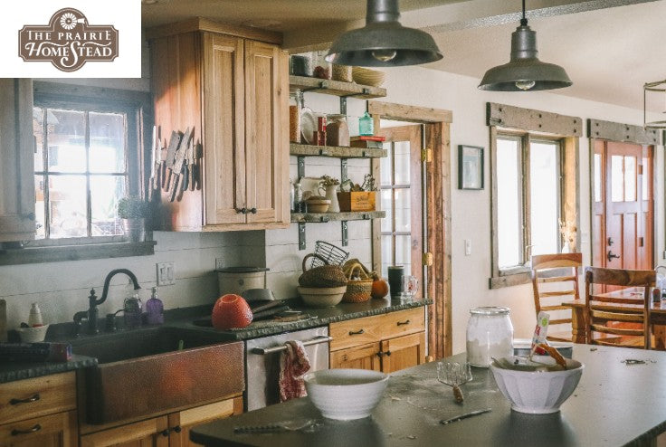 The prairie homestead best modern farmhouse award