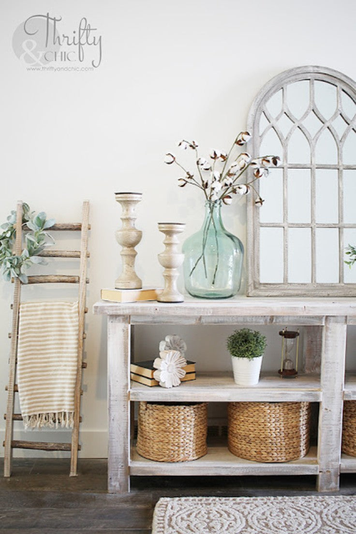 http://www.thriftyandchic.com/ best modern farmhouse award