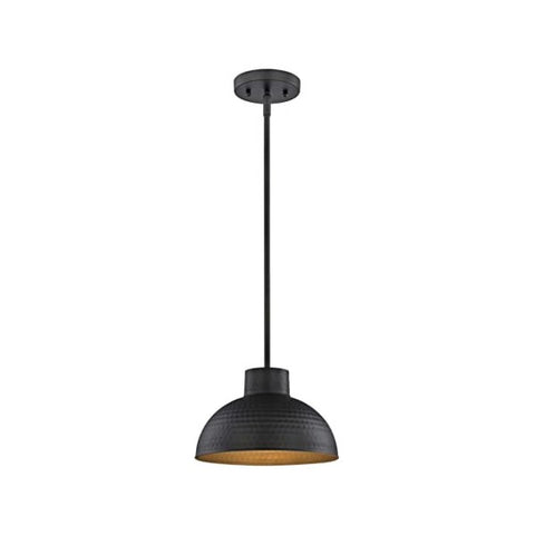 "Image of Westinghouse Lighting 10"" Oil Rubbed Bronze Indoor Pendant Light"