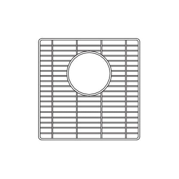"Houzer 629717 12"" Stainless Steel Bottom Sink Grid"