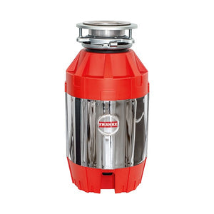 "Franke FWDJ125 16"" Red Continuous 1 1/4 Hp Shell Waste Disposer"