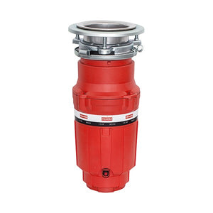 "Franke WDJ33 13"" Red Continuous 1/3 Hp Waste Disposer"