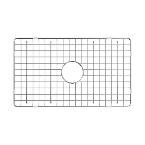 Image of Latoscana SSG-LTW3019 Stainless Steel Kitchen Sink Grid for LTW3019W