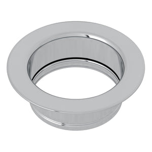 "Rohl 743 3 1/2"" Polished Chrome Disposal Flange-Annie & Oak"