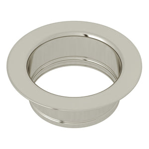 "Rohl 743 3 1/2"" Polished Nickel Disposal Flange - Annie & Oak"