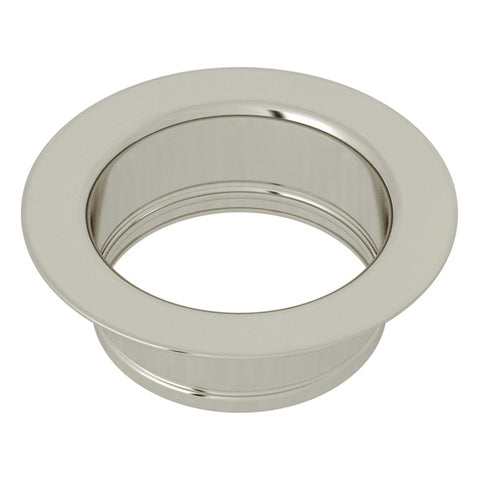"Rohl 743 3 1/2"" Polished Nickel Disposal Flange-Annie & Oak"