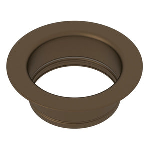 "Rohl 743 3 1/2"" English Bronze Disposal Flange-Annie & Oak"