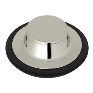 "Rohl Sinks 744 3 1/2"" Polished Nickel I.S.E. Disposal Stopper-Annie & Oak"