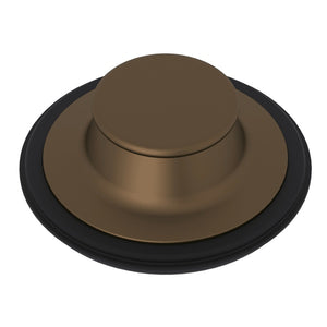 "Rohl Sinks 744 3 1/2"" English Bronze I.S.E. Disposal Stopper-Annie & Oak"