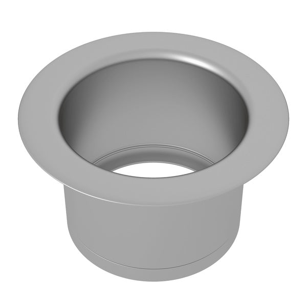 "Rohl ISE10082 3 1/2"" Stainless Steel Extended Kitchen Disposal Flange - Annie & Oak"