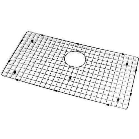"Image of Houzer BG-5330 Wirecraft 29.5"" x 15.5"" Stainless Steel Bottom Grid-Annie & Oak"